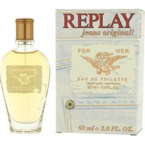 Replay - Jeans Original For Her Edt 60 Ml Woman