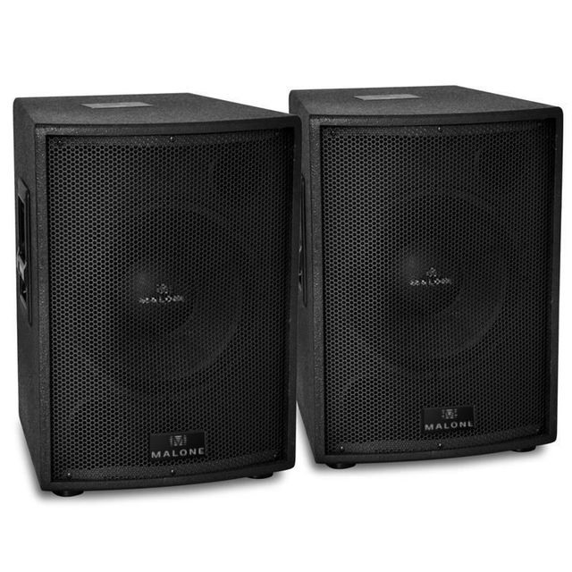 ELECTRONIC STAR Malone Paire de subwoofers PA passifs 30cm 12