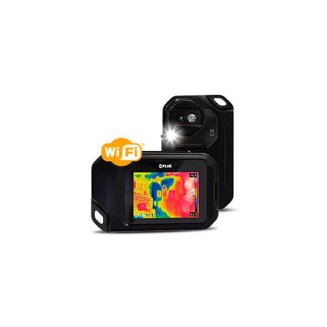 Flir Caméra thermique C3 Wifi avec mesure de - 10° à +150°C - 60406 ... 80a3fd9a05a0
