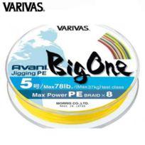 Varivas - Tresse De Peche Avani Big One Jigging Multicolor
