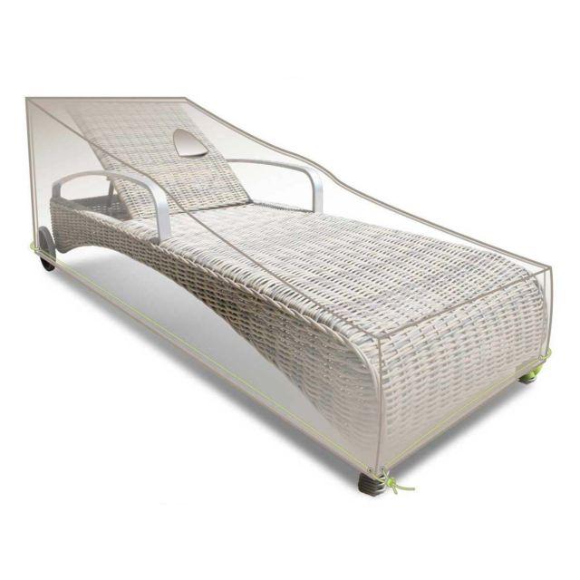 jardideco housse de protection luxe pour bain de soleil. Black Bedroom Furniture Sets. Home Design Ideas