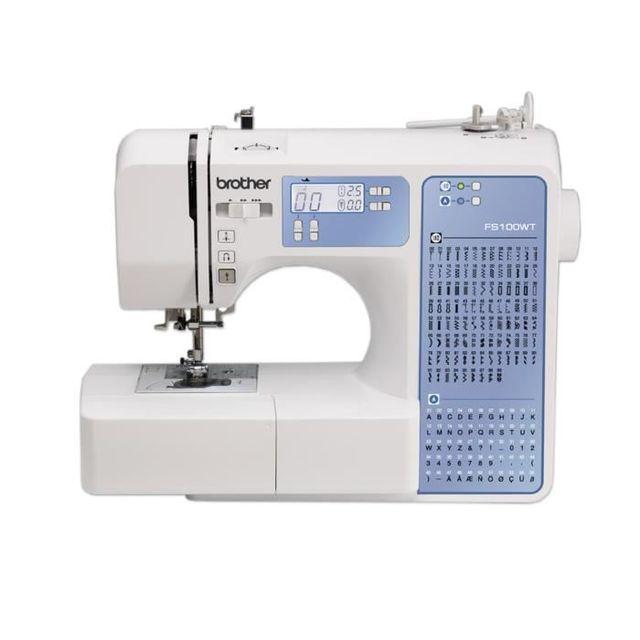 BROTHER Machine à coudre électronique - FS100WT