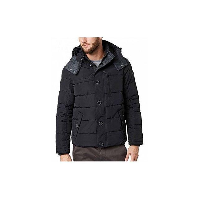 Pas Cher Jacket With Tom Tailor Doudoune Padded Hood 1lKTJFc