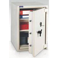 TECHNOMAX - Coffre-fort ignifuge à serrure à clé PRO1100K