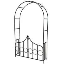 Arche De Jardin Avec Portillon Achat Arche De Jardin Avec