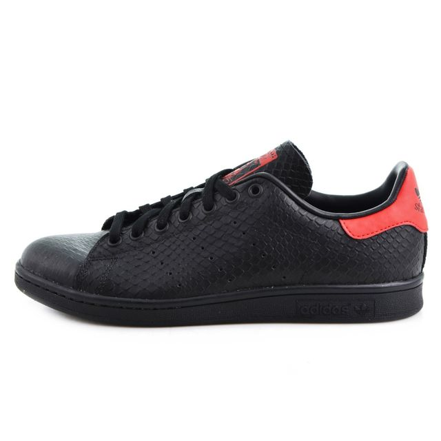 baskets adidas stan smith rouge
