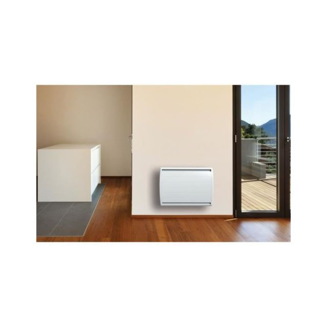 carrera chauffage radiateur double coeur cisco lcd 1000w. Black Bedroom Furniture Sets. Home Design Ideas