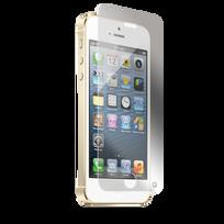 FORCE GLASS - Protège écran en verre trempé transparent pour iPhone 5/5s/SE