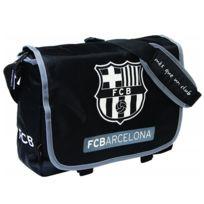 Fc Barcelone - Sac besace Black 35 Cm - Fcb