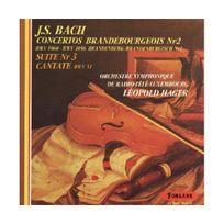 Forlane - Concerto Brandebourgeois n2 / Cantate Bwv 51