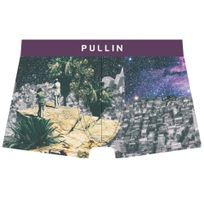 Pull-in - Pull In Boxer Homme Microfibre Odyssey Multicolore