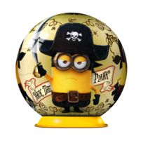 Ravensburger - Puzzle ball 54 pièces : Minions : Walk the plank