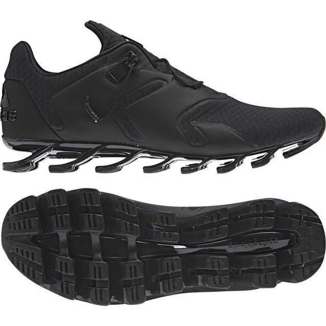 timeless design 94f61 c01e3 Adidas - Chaussure springblade solyce - pas cher Achat   Vente Chaussures  running - RueDuCommerce