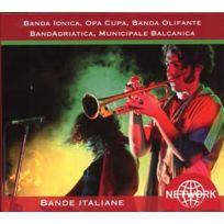 Network - Musiques Du Monde - Bande Italiane DigiPack
