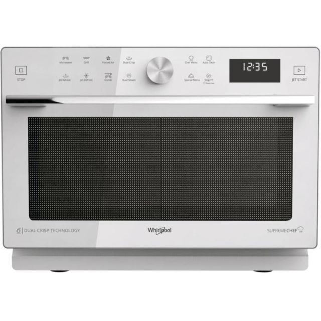 Whirlpool Four micro-ondes combiné MWP 339 SW