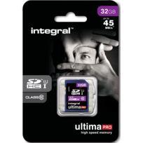 Integral - Sdhc 32 Gb-cl 10/45