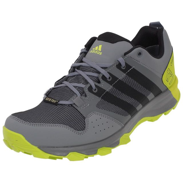 Adidas Chaussures running trail Kanadia 7 tr gore tex Gris