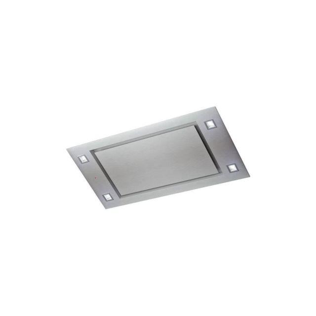 Whirlpool Akr1050ix/1 - Hotte Plafond 100cm - Inox