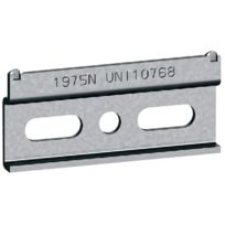Camar - Plaque Attache Element 150 Kg - Long. mm:60