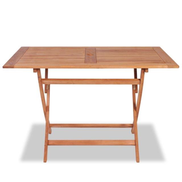 Marque Generique Icaverne Tables De Jardin Famille Table