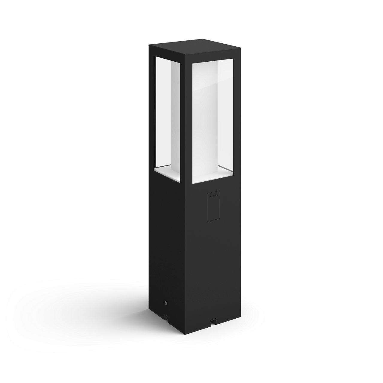 White & Color Ambiance IMPRESS Borne - Kit extension - Noir