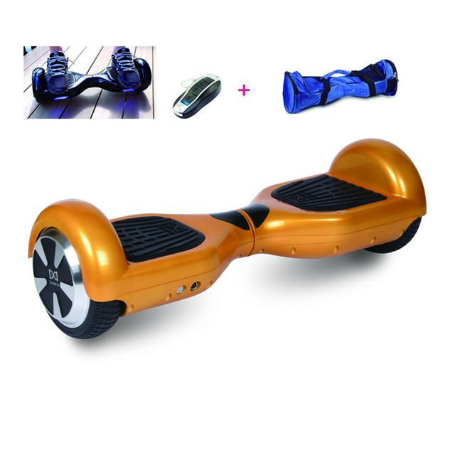 cool and fun cool fun hoverboard gyropode 6 5 pouces dor pas cher achat vente hoverboard. Black Bedroom Furniture Sets. Home Design Ideas