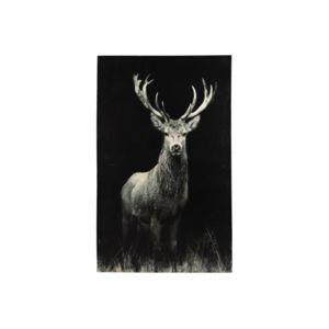 declikdeco tableau en toile cerf 112xh180cm pas cher achat vente bougies rueducommerce. Black Bedroom Furniture Sets. Home Design Ideas