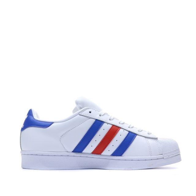 Adidas Superstar Baskets blanc homme Multicouleur 48 23