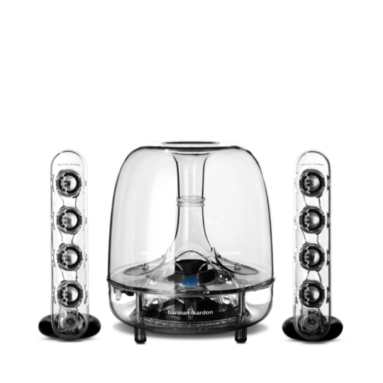 Système audio sans fil SoundSticks Wireless