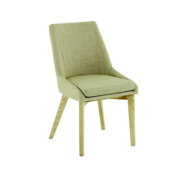 Lebrun Chaise beige frene Enzo