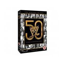 Fremantle Media - The History of Wwe : 50 Years of Sports Entertainment