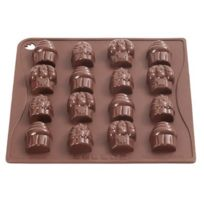 Pavoni - Moule à chocolat cupcakes