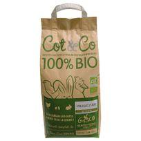 Cot&CO - Gasco - Alimentation Bio pour Volailles 2ème Âge - 5Kg