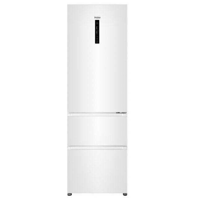 Haier Réfrigérateur Combiné Inversé Afe 735 Cwj