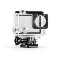 Auna - SlimCase Boîtier étanche pour ProExtrem et GoPro Hero 3 & 4 Action Cam