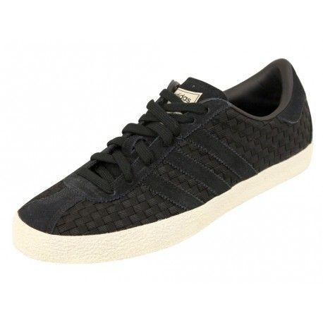 Adidas originals Gazelle 70s Blk Chaussures Homme Adidas