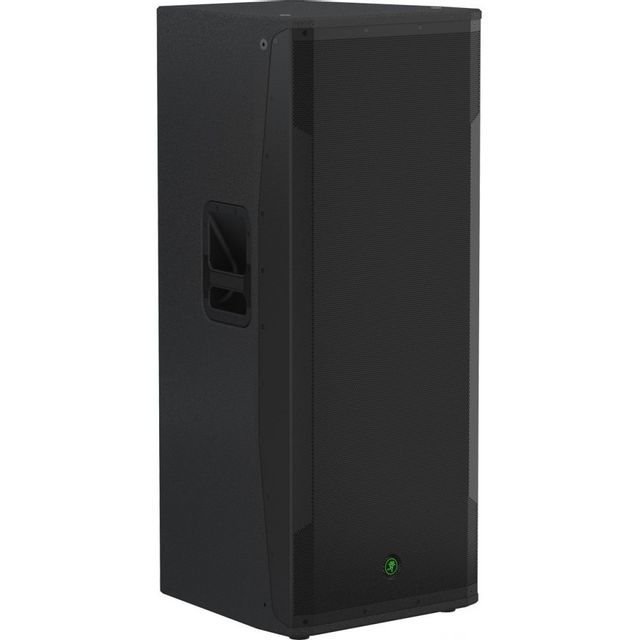 Mackie Srm750 - Enceinte sono active 800 watts 2x15