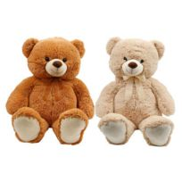 Superstar - Peluche ours 100 cm