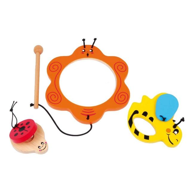 Small Foot Company 8533 - Jouet Musical - Animaux