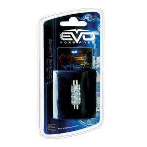 adnauto 1 ampoule led navette 41mm bleu pas cher achat vente ampoule auto rueducommerce. Black Bedroom Furniture Sets. Home Design Ideas