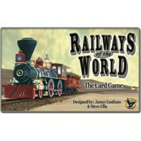 Eagle Games - Railways Of The World Cardgame