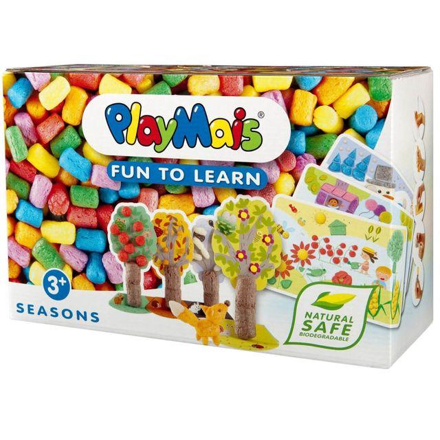 Playmais Classic : Fun to learn : Les saisons