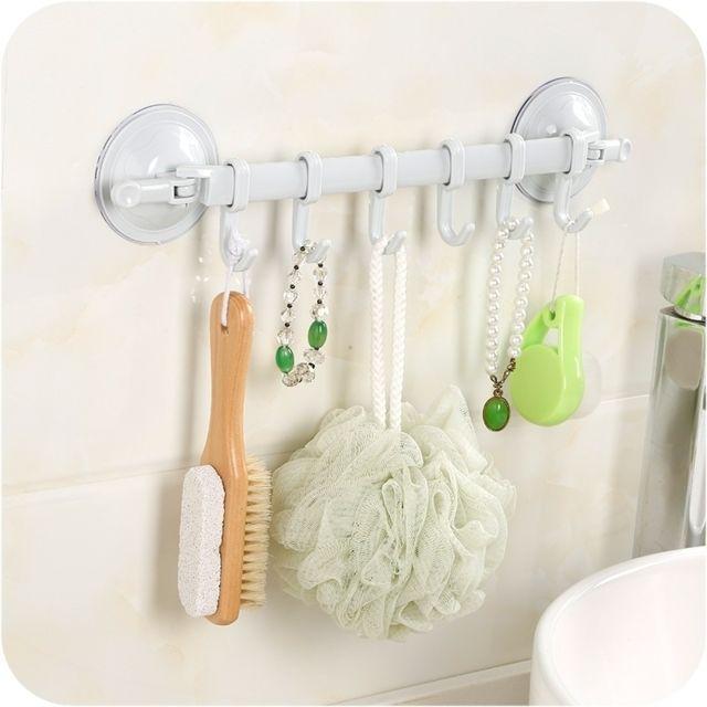 wewoo pas trace crochet salle de bains cuisine maison. Black Bedroom Furniture Sets. Home Design Ideas