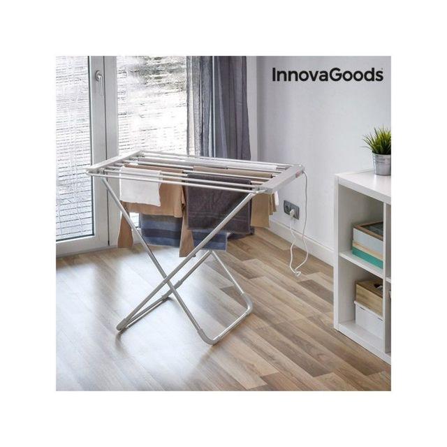 marque inconnue tendoir linge lectrique pliable. Black Bedroom Furniture Sets. Home Design Ideas