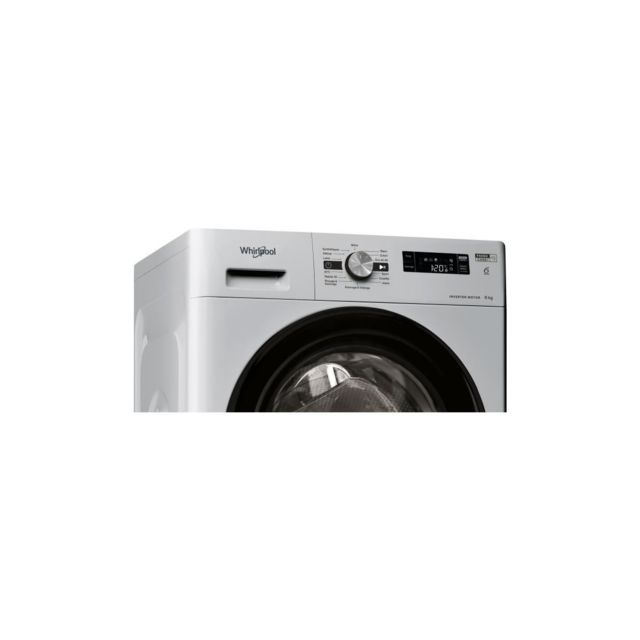 Whirlpool Ffs9248sbfr - Machine A Laver Posable Front Freshcare 9 Kg 1200 Trs A+++ Silver