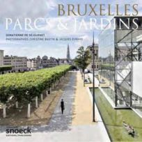 Snoeck Gent - Bruxelles ; parcs & jardins
