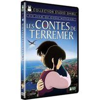 Buena Vista - Dvd Les Contes de Terremer