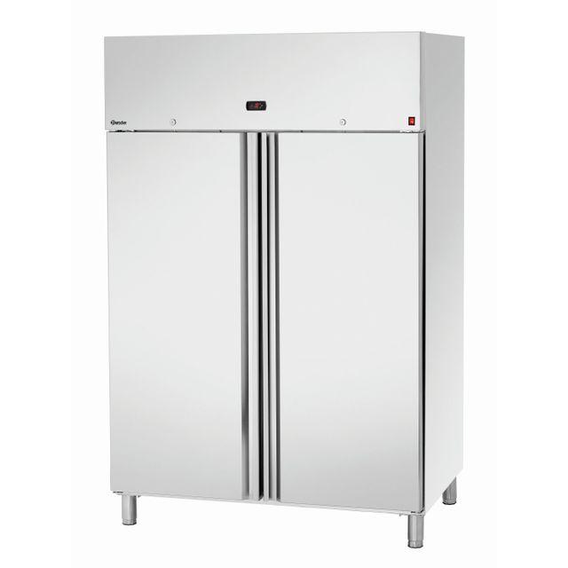 Bartscher Congelateur double pour grilles Gn 2/1