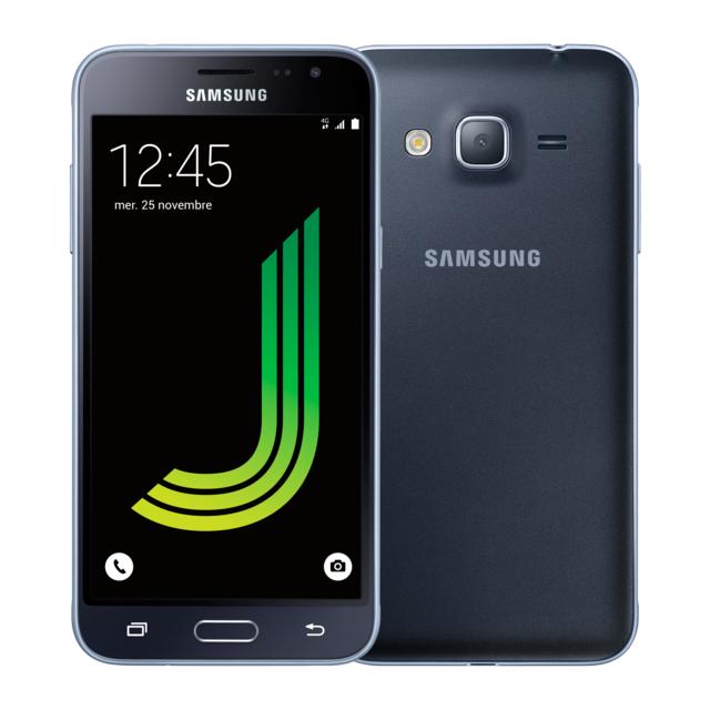 Samsung Galaxy J3 2016 - Noir