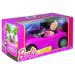 barbie et sa voiture djr55 pas cher achat vente poup es mannequins rueducommerce. Black Bedroom Furniture Sets. Home Design Ideas